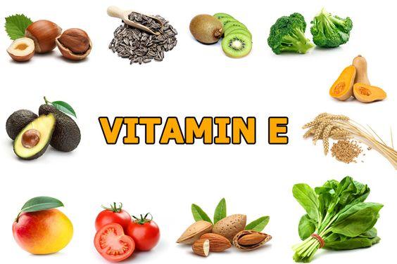 Ca chua là một trong những hoa quả bổ xung vitamin E rất tốt