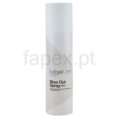 label.m Create spray para finalização térmica de cabelo | fapex.pt