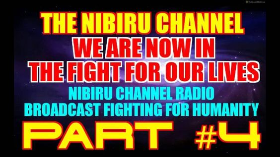 NIBIRU CHANNEL LIVE RADIO BROADCAST PART #4