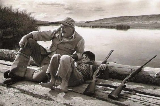 9 Non-Literary Reasons to Love Ernest Hemingway