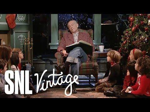 Monologue John Malkovich Reads Twas The Night Before Christmas Snl Youtube John Malkovich Snl The Night Before Christmas