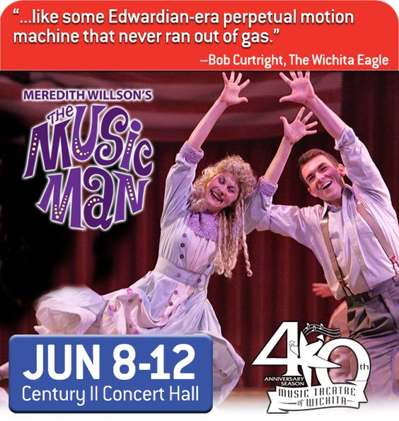 The Music Man cover