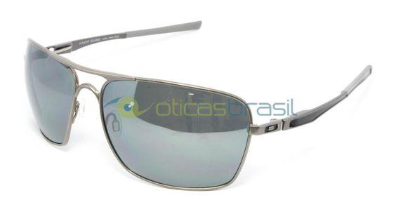 Oakley Plaintiff Squared OO 4063L 09 A Óticas Brasil oferece um grande estoque de itens para você que é apaixonado por óculos. Nossa entrega é garantida e todos os nossos itens possuem frete grátis para todo o Brasil. Então aproveite nossas promoções e abuse de toda a beleza das principais marcas de óculos da atualidade. Você merece!  http://www.oticasbrasil.com.br/oakley-plaintiff-squared-oo-4063l-09-oculos-de-sol