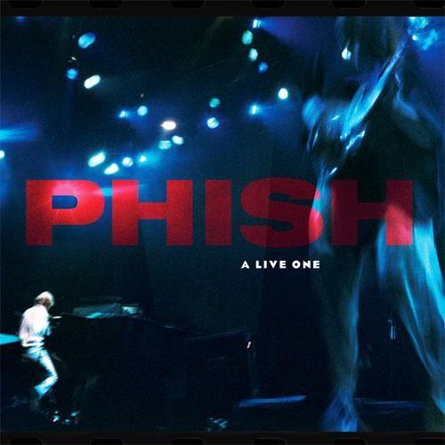 Phish A Live One Colored 180g Vinyl 4lp Awaiting Repress Vinyl Record Album Lp Vinyl Blue Vinyl