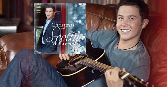 My Kinda Happy...Scotty McCreery. Really need this for Christmas I would play it all day everyday!!