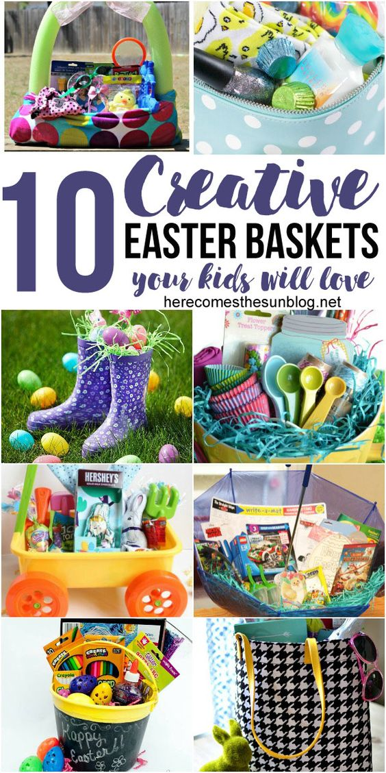 5 keys to crafting the perfect gift basket gift basket ideas super creative easter basket ideas i cant wait to use some of these this year negle Images
