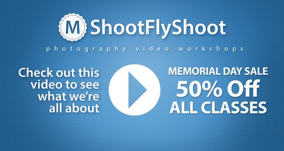 Shoot Fly Shoot - photography classes