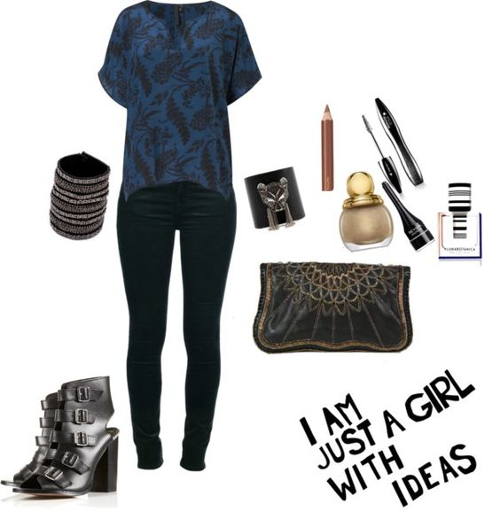"""""""Grey Goose"""" by a-mm on Polyvore"""