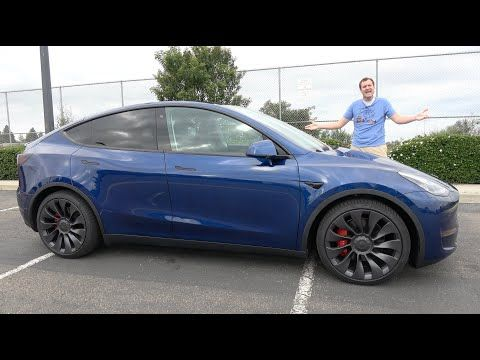 The Tesla Model Y Is The Tesla Everyone Is Waiting For Youtube