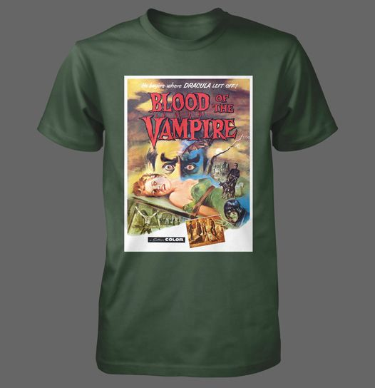 Blood of the Vampire$28.49