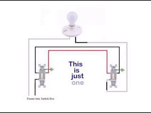 3-Way Switch Wiring Made Easy - YouTube | 3 way switch ... on