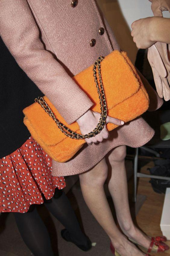 Moschino Cheap & Chic, orange