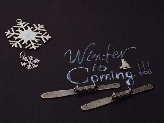 Winter is coming! Be ready
