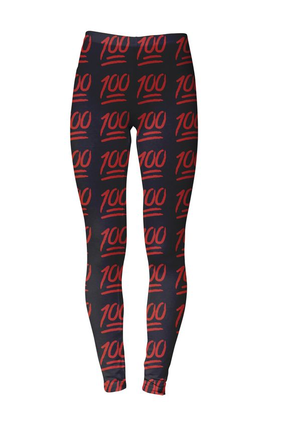100 Leggings