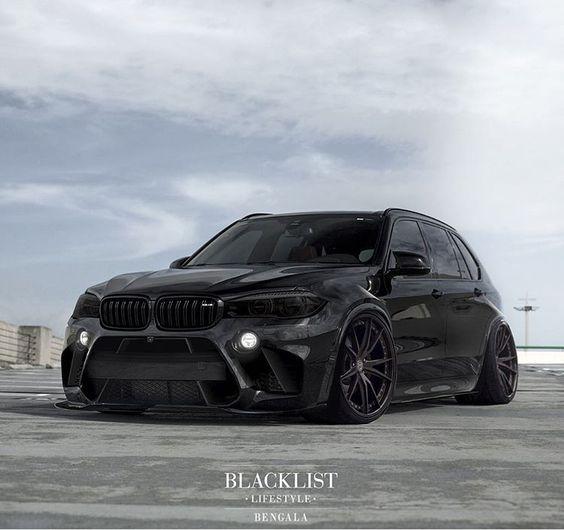 """BlackList auf Instagram: """"Mean BMW X5M!   Design by @bengalaautodesign   #blacklist #bmw #x5m"""""""