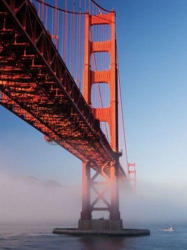 Golden Gate Bridge, San Francisco USA Stone & Living - Immobilier de prestige - Résidentiel & Investissement // Stone & Living - Prestige estate agency - Residential & Investment www.stoneandliving.com