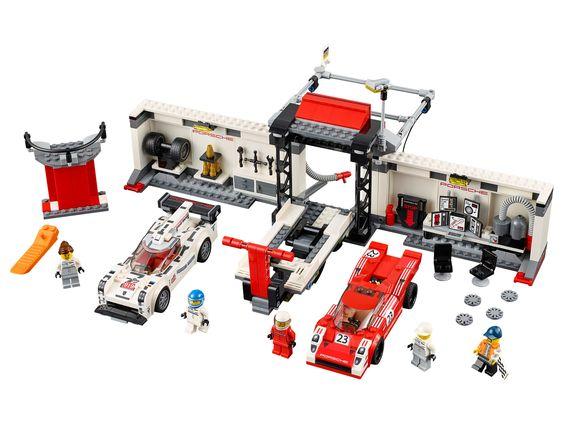 Porsche LEGO Racers
