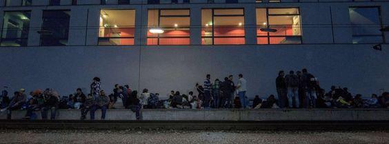 'We Are Stubborn': Refugees Still Set on Germany Despite Border Controls