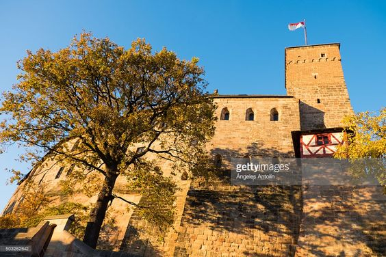 The Imperial Castle, Old Town Nuremberg Angeles Antolin Hoyos