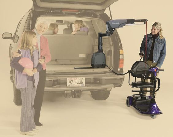 Eureka Solutions - Curb Sider Vehicle Conversion Adaptation automobile 1-866-562-2555