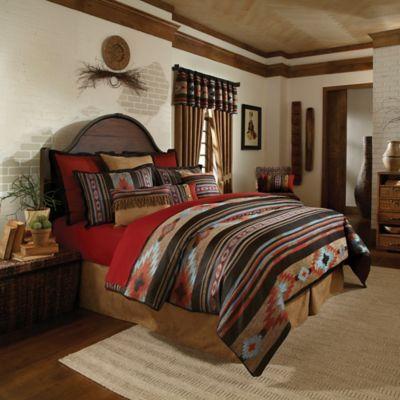 Buy Veratex Santa Fe 4 Piece Queen Comforter Set From Bed