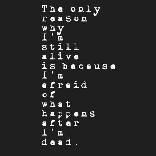 Suicide Quote 17 Poignant Quotes From Reallife Suicide Notes  Pinterest  Real