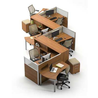 office furniture cubicles and offices on pinterest