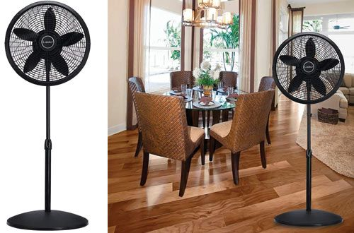 Top 10 Best Standing Floor Fans With Remote Reviews In 2020 With