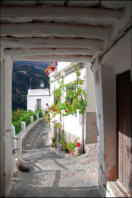Pampaneira - La #Alpujarra - #Granada, #Spain
