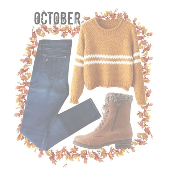 """""""Fall season // october"""" by mfsa ❤ liked on Polyvore featuring rag & bone, Charlotte Russe, idk, cool, simpleoutfit, simpleset and fall2015"""