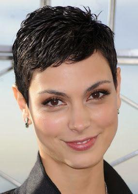 peinados y maquillaje de moda cortes de pelo estilo pixie o muy corto