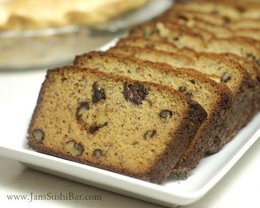 Almond Flour Banana Bread Recipe on Yummly. @yummly #recipe