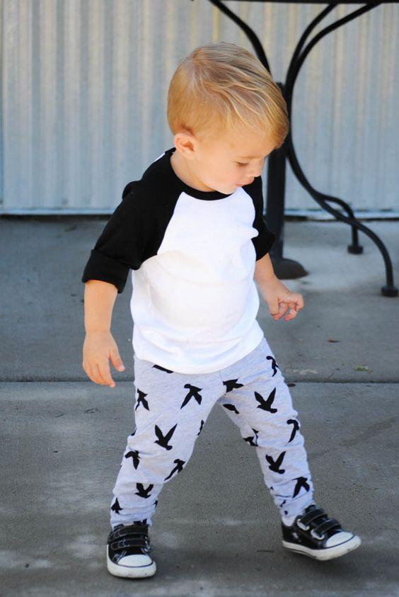 Flock Star Leggings, Baby Leggings, Toddler Leggings, Girl Leggings, Boy Leggings, Child Leggings, Leggings