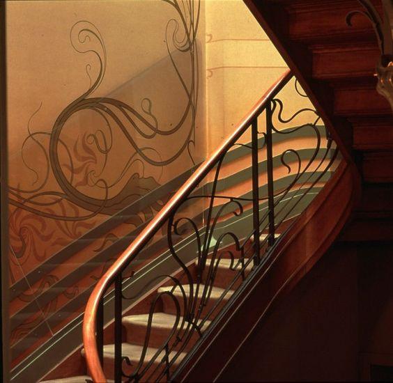 Victor Horta #artnouveau