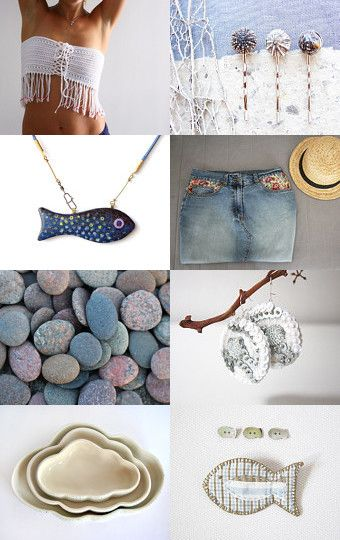 Spring weekend by Alessandra on Etsy--Pinned with TreasuryPin.com