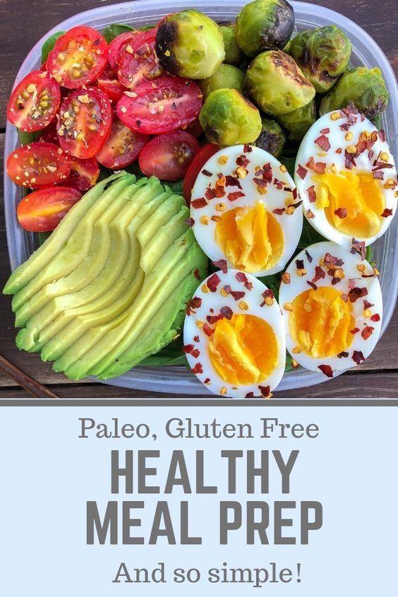 Healthy Meal Prep Breakfast Recipe Clean Eating For Beginners