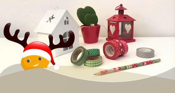 Idee Fai da Te Per i Regali di Natale - Astucci e Matite Personalizzati - ChiacchiereDolci.it #natale #faidate #diy #regali