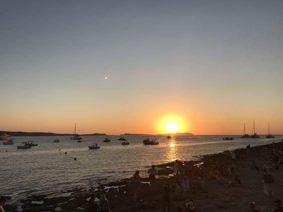 Sunset San Antoni De Portmany Ibiza