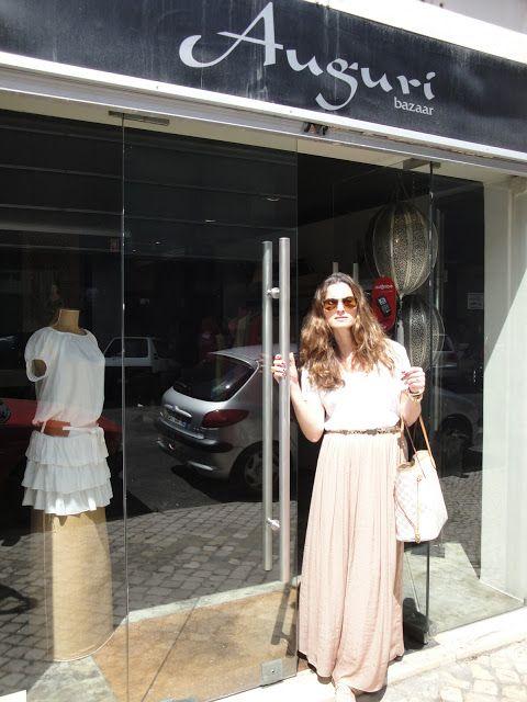 I Dress Your Style: LOJA AUGURI BAZAAR!