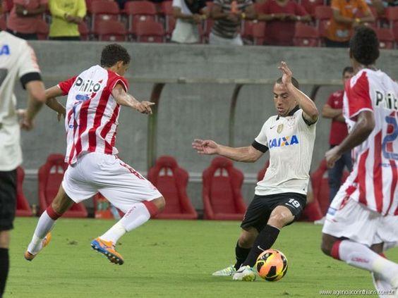 Náutico vence Corinthians e deixa marca negativa para trás - Yahoo Esporte Interativo