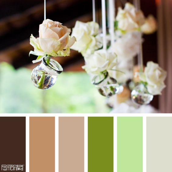 Color Palette: Brown, Tan and Green. If you like our color inspiration, sign up for our monthly trend letter here - http://patternpod.us4.list-manage.com/subscribe?u=524b0f0b9b67105d05d0db16a&id=f8d394f1bb&utm_content=buffer847d9&utm_medium=social&utm_source=pinterest.com&utm_campaign=buffer