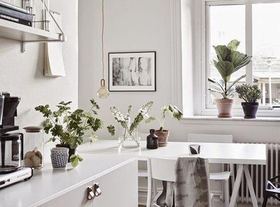 Detalles decoración cocina / el apartamento escandinavo más mini y ...