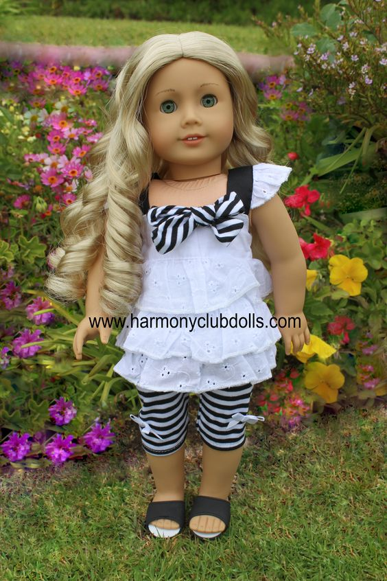 HARMONY CLUB DOLLS 300+ STYLES for American Girl Dolls www.harmonyclubdolls.com: