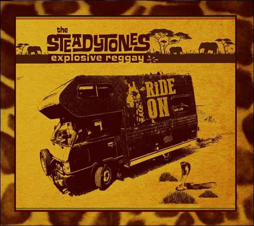 soultrainonline.de - REVIEW: The Steadytones – Ride On (Gude Zaid Musikproduktion/Galileo MC)!