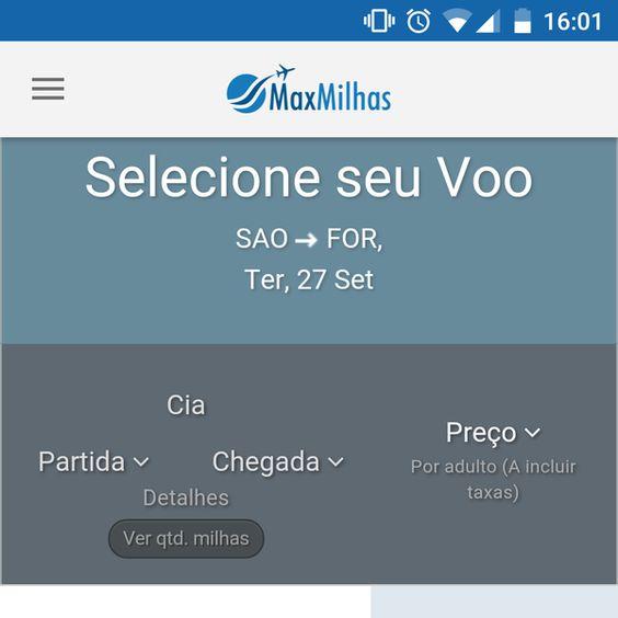Startup mineira lança aplicativo para compra de passagens econômicas por meio da…