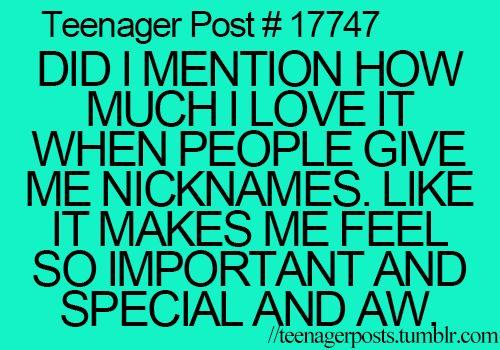 create my nickname