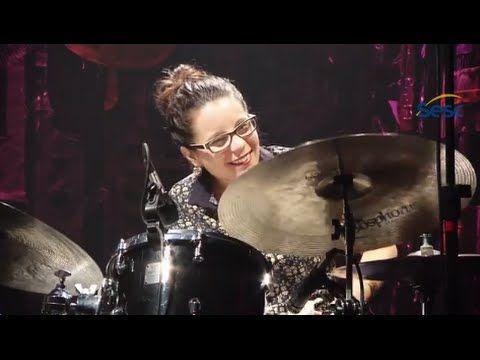 Anne Paceo | Programa Instrumental Sesc Brasil - YouTube