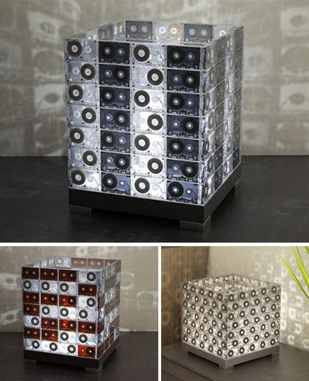 Cassette Tape Crafts: