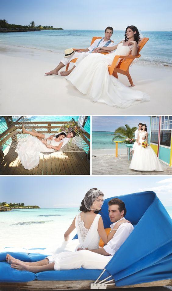 #SabíasQue puedes casarte en las Bahamas