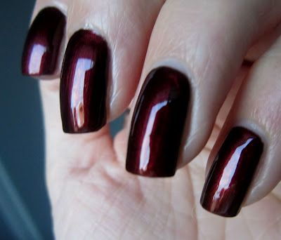 NAILTASTIC: OPI Every Month is Oktoberfest
